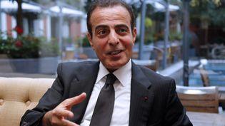 L'ambassadeur du Qatar en France, Mohamed Jaham Al-Kuwari, a annoncé que son pays pourrait investir 10 milliards d'euros dans les grands groupes hexagonaux. (PIERRE VERDY / AFP)