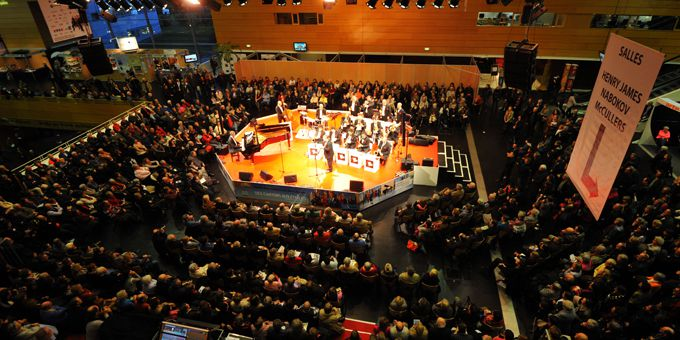Cote Ouest Big Band  (Frank Perry/AFP)