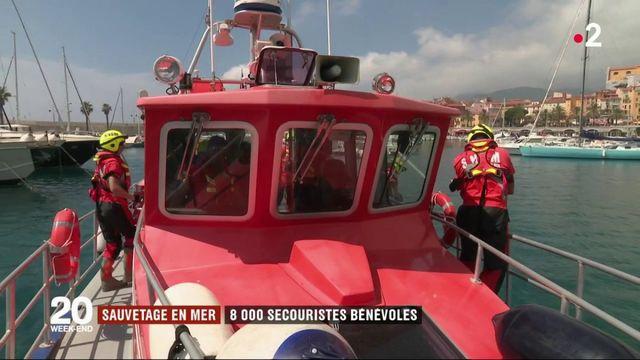 SNSM : qui sont les sauveteurs bénévoles qui risquent leur vie ?