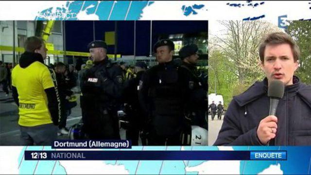 Attaque contre le bus de Dortmund : l'UEFA assure que le match se jouera mercredi à 18h45