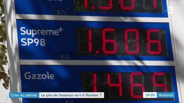 Pétrole : une flambée des prix attendue après des attaques en Arabie saoudite