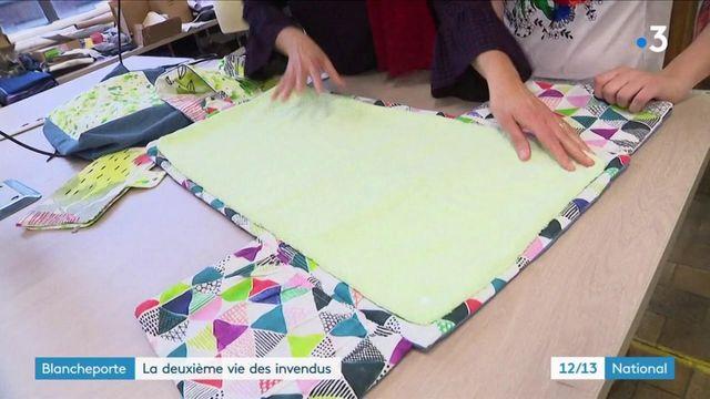 Textile : la deuxième vie des invendus