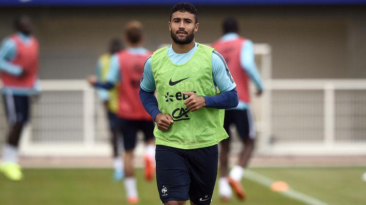 Nabil Fékir débutera la rencontre face au Portugal (FRANCK FIFE / AFP)