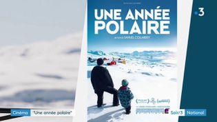 """L'affiche du film """"Une année polaire"""" (France 3)"""