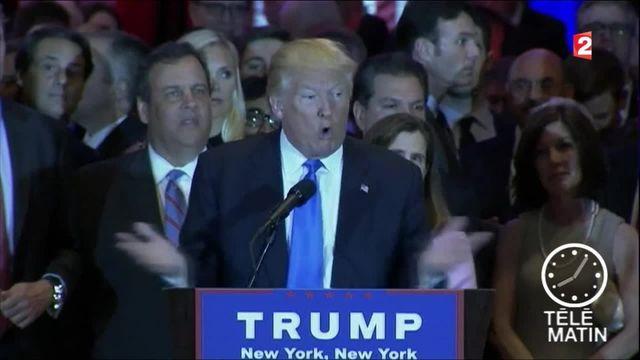 Primaires américaines : Hillary Clinton et Donald Trump confortent leur avance