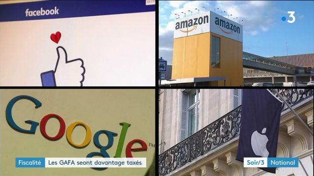 Impôts : hausse de la taxation des GAFA en France confirmée
