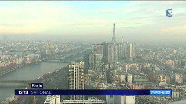 Paris : la circulation alternée se poursuit