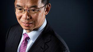 Lu Shaye, ambassadeur de Chine en France, à Paris, le 10 septembre 2019. (MARTIN BUREAU / AFP)