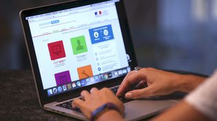 La plateforme internet d'admission post-bac. (MAXPPP)