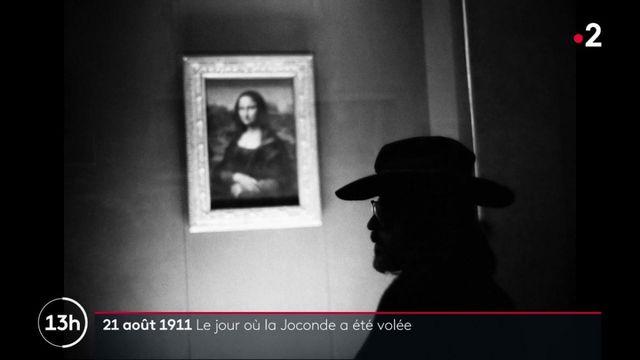 Patrimoine : le 21 août 1911, le peintre Vincenzo Peruggia volait la Joconde