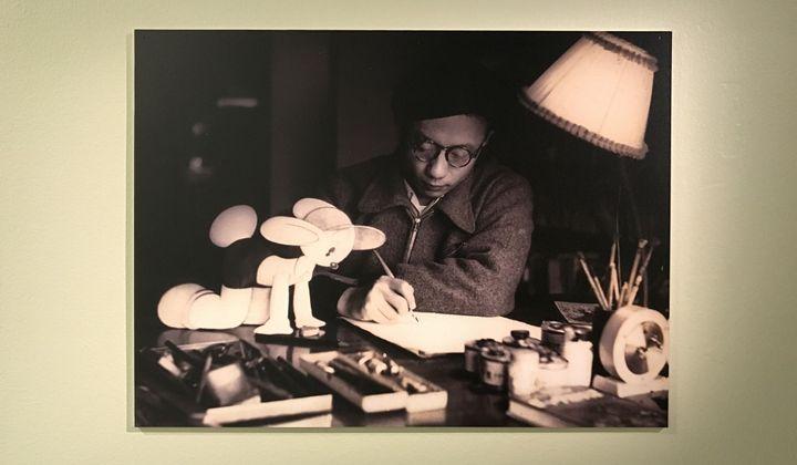 Travailleur infatigable, Osamu Tezuka a produit 150 000 pages tout au long de sa carrière  (Laurence Houot / Culturebox)