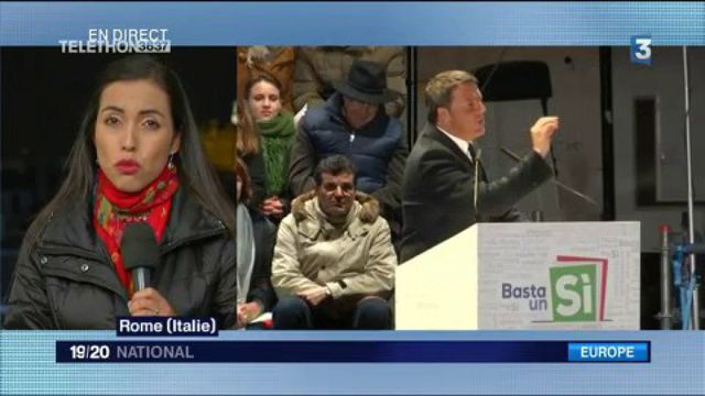 Italie : le référendum vire au plébiscite pro ou anti Renzi