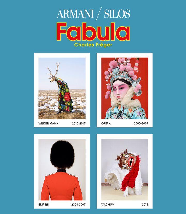 Giorgio Armani présente Fabula de Charles Fréger, exposition de l'Armani/Silos  (Courtesy of Armani)
