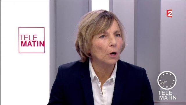 """Les 4 Vérités - Marielle de Sarnez sur la Loi Travail : """"il y a des choses qui vont dans la bonne direction"""""""