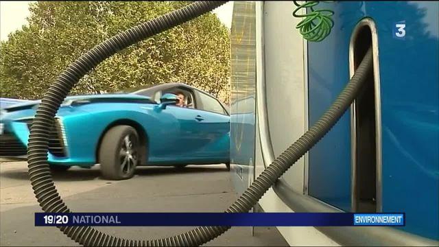 Hydrogène : la voiture de demain