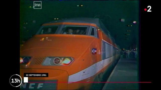 SNCF : Patrick, le premier TGV, prend sa retraite