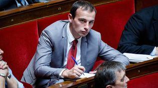 Le député LR de Moselle, Fabien DiFilippo. (MAXPPP)