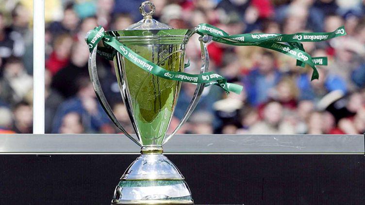 Le trophée de la H-Cup (SICHOV/SIPA / SIPA)