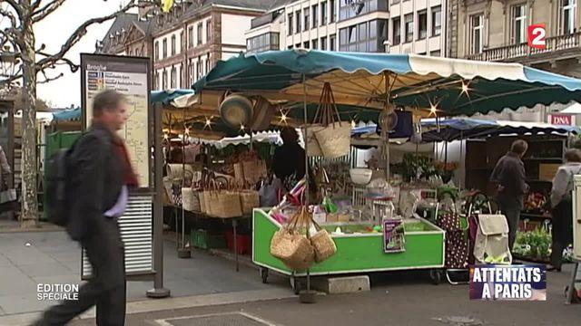 Attentats de Paris : le marché de Noël de Strasbourg aura-t-il lieu ?