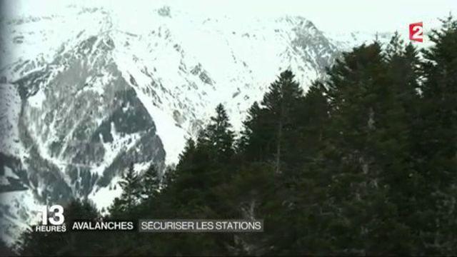 Avalanches : sécuriser les stations