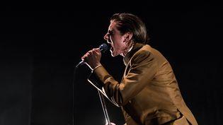 Arctic Monkeys aux Nuits de Fourvière 2018  (Paul Bourdrel)