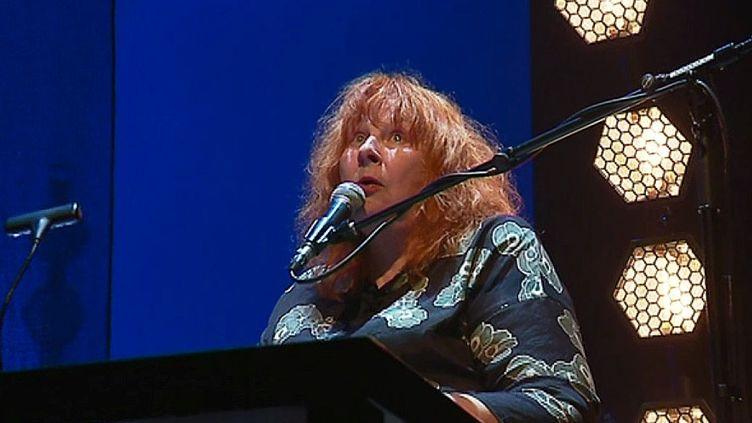 Yolande Moreau dit Prévert  (France 3 Culturebox capture d'écran)