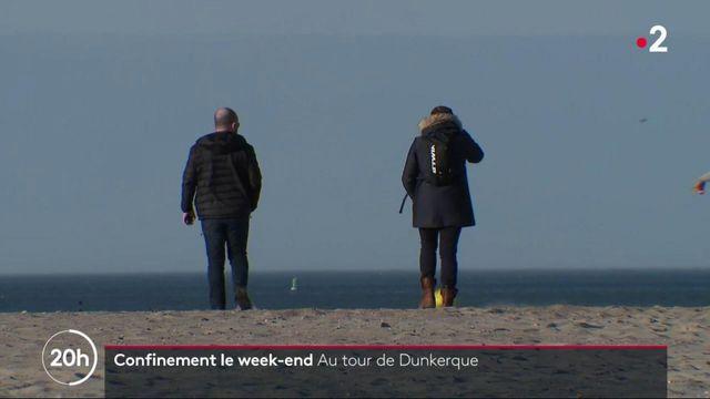 Covid-19 : Dunkerque n'échappe pas au reconfinement le week-end