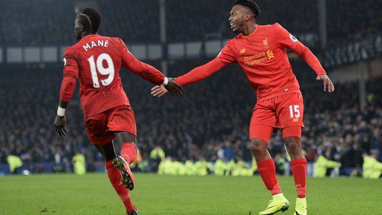 Sadio Mané a offert en toute fin de match la victoire à Liverpool