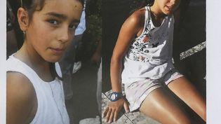 Maëlys, 9 ans, a disparu dans la nuit du 26 au 27 août 2017, à Pont-de-Beauvoisin (Isère). (PHILIPPE DESMAZES / AFP)