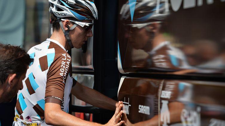 Romain Bardet (AG2R-La Mondiale) (DAVID STOCKMAN / BELGA MAG)