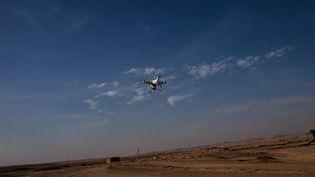 Le djihadiste français Rachid Kassim aurait été tué par un drone. (ACHILLEAS ZAVALLIS / AFP)