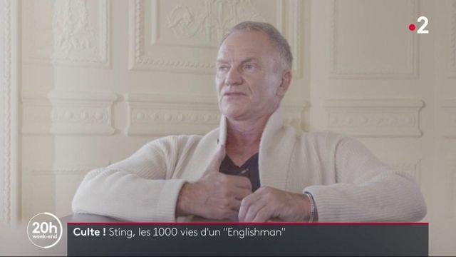 Culture : Sting, le plus français des artistes britanniques, des fait son retour