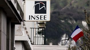 Photo d'illustration. Bureaux de l'INSEE. (VINCENT ISORE / MAXPPP)