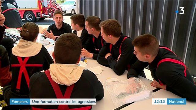Haute-Garonne : une formation pour prévenir les agressions chez les sapeurs-pompiers