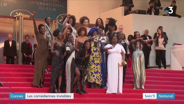 Festival de Cannes : les actrices noires en colère