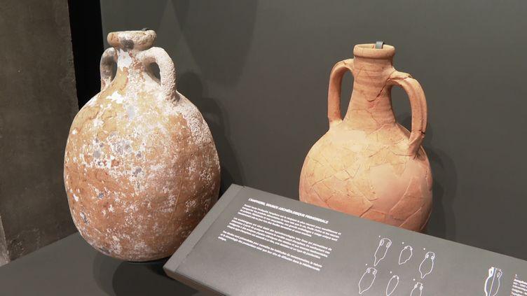 Le musée archéologique de Mariana possède une collection de 10 000 pièces. (T.Urtizverea/ France Télévisions)