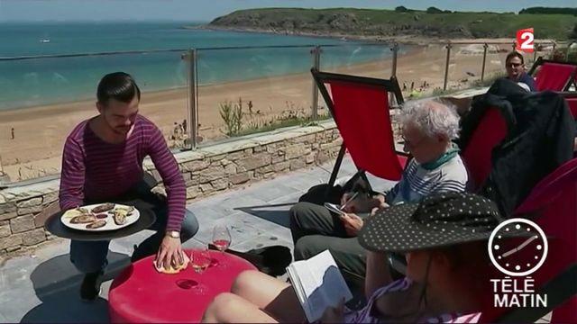 Le beau temps fait les affaires des professionnels du tourisme
