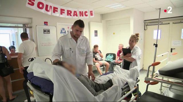 Grève des urgences : une journée au cœur de l'hôpital d'Épinal