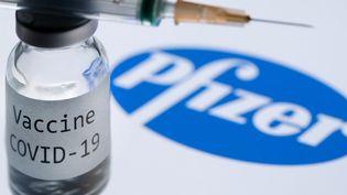 Des documents concernant le vaccin de Pfizer et BioNTech ont été piratés après une cyberattaque. (JOEL SAGET / AFP)