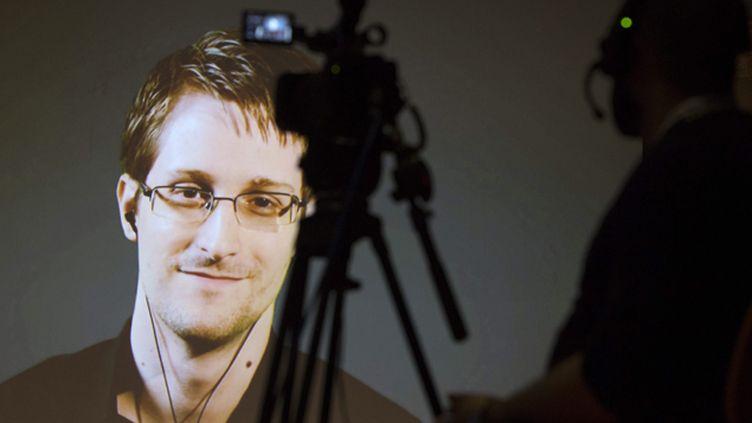 (Non, Edward Snowden n'a pas fait de nouvelles révélations sur le réchauffement climatique. © Maxppp)