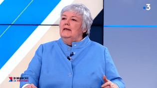 Jacqueline GouraultDIMANCHE EN POLITIQUE / FRANCE 3 (DIMANCHE EN POLITIQUE / FRANCE 3)