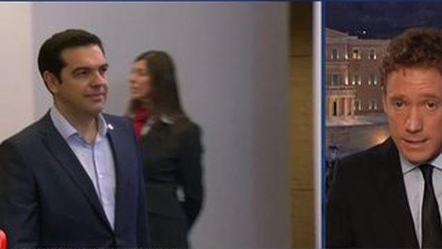 Le grand écart d'Alexis Tsipras