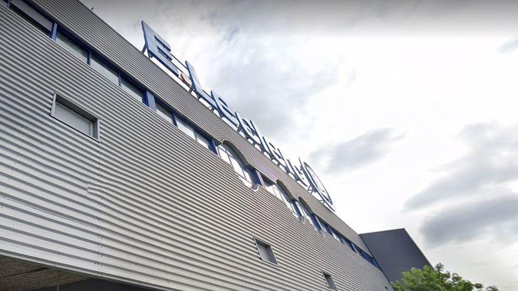 L'hypermarché Leclerc de Roques-sur-Garonne (Occitanie). (GOOGLE STREET VIEW)