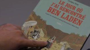 Deux Français présents dans les camps d'entraînements de l'organisation terroriste Al-Qaïda lors des attentats du 11 septembre 2001, ont décidé d'écrire une BD pour raconter le jour où ils ont rencontré Ben Laden. (FRANCE 2)