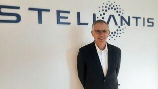 Carlos Tavares, patron deStellantis. (SEBASTIEN BAER / RADIO FRANCE)