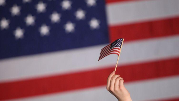 Le nom du prochain président des Etats-Unis devrait être connu mercredi 7 novembre vers 4 heures (heure française). (DON EMMERT / AFP)