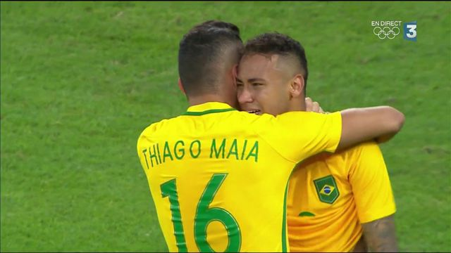 JO 2016/ foot : le Brésil champion olympique
