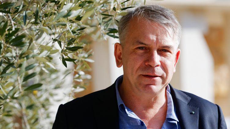 Le comédien et écrivain Philippe Torreton, en janvier 2017 à Ollioules (Var). (DOMINIQUE LERICHE / MAXPPP)