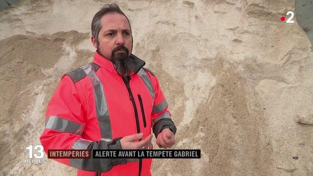 Neige : la France en alerte avant la tempête Gabriel