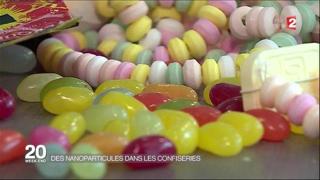 Risque de cancers : des nanoparticules dans les confiseries
